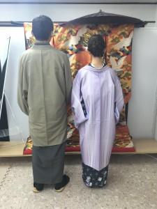 11月26日の着物レンタルのお客様 京都レンタルきもの古都8