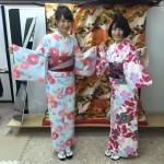 11月29日の着物レンタルのお客様 京都レンタルきもの古都6