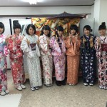 12月1日の着物レンタルで京都観光の皆様をご紹介♫2