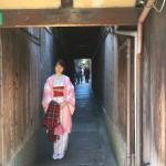 12月5日 古都の着物レンタルで京都観光されたお客様7