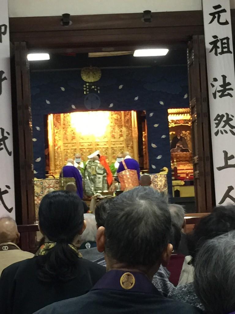 知恩院 御身拭式【着物レンタルは京都四条烏丸の古都へ】6