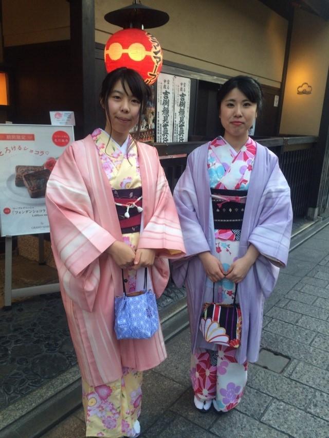 12月27日 京都四条烏丸の古都で着物レンタルされたお客様8