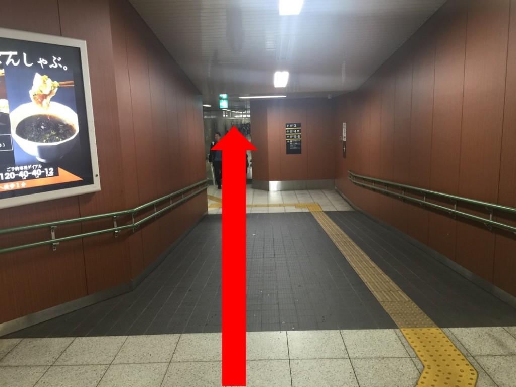 烏丸駅から(4)