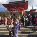 京都四条烏丸の古都で着物レンタル!元旦初詣のお客様9