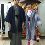 京都四条烏丸の古都で着物レンタル!お正月2日目のお客様4