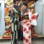 京都四条烏丸の古都で着物レンタル!お正月2日目のお客様9