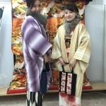 京都四条烏丸の古都で着物レンタル!お正月2日目のお客様11