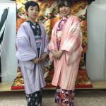 京都四条烏丸の古都で着物レンタル!お正月2日目のお客様17