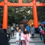 京都四条烏丸の古都で着物レンタル!お正月2日目のお客様27