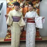 京都四条烏丸の古都で着物レンタル!お正月3日目のお客様3