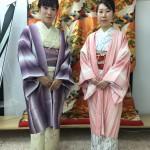 京都四条烏丸の古都で着物レンタル!お正月3日目のお客様1