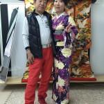 京都四条烏丸の古都で着物レンタル!お正月3日目のお客様5