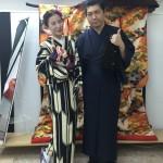 京都四条烏丸の古都で着物レンタル!お正月3日目のお客様8