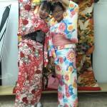 京都四条烏丸の古都で着物レンタルされたお客様2