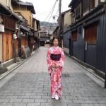 京都レンタルきもの古都の着物レンタルされたお客様1月27日9