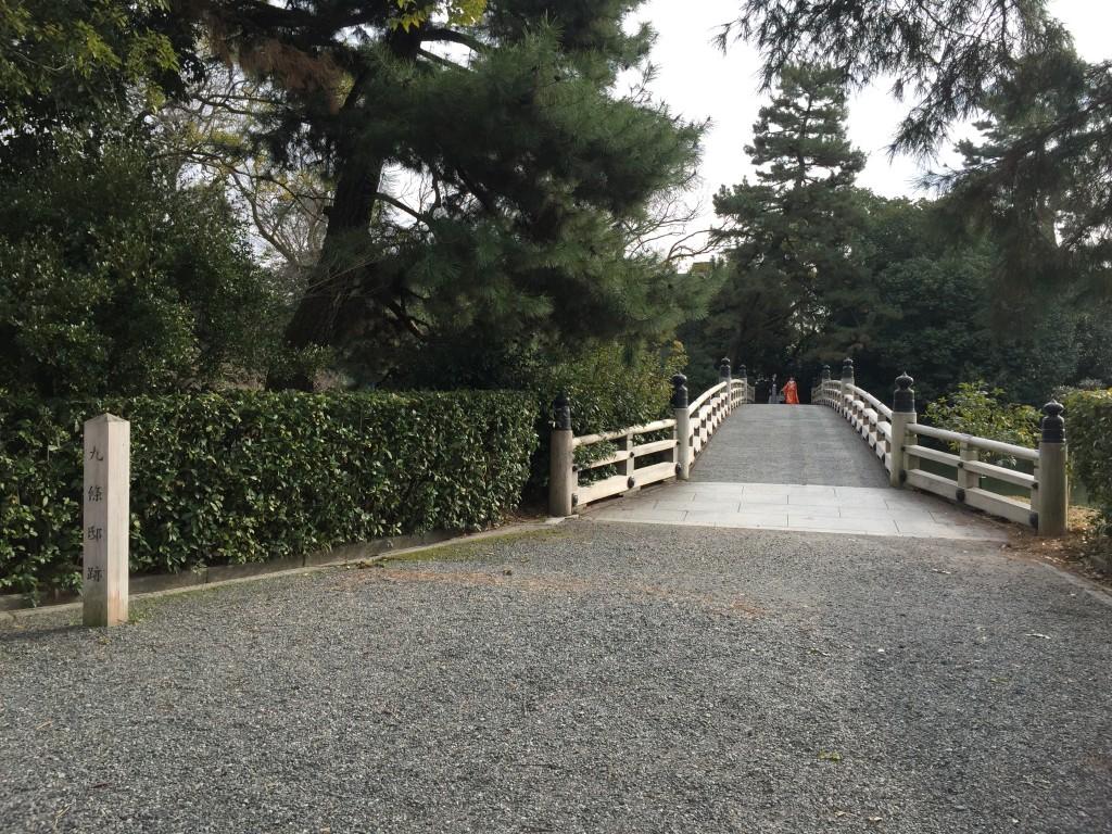 京都の梅スポット 京都御苑 四条烏丸から電車で5分7