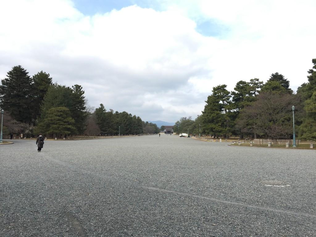 京都の梅スポット 京都御苑 四条烏丸から電車で5分4