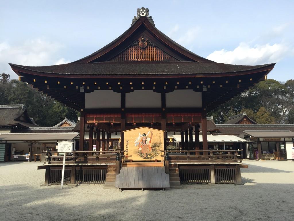 京都の梅スポット 着物レンタルで下鴨神社へ5