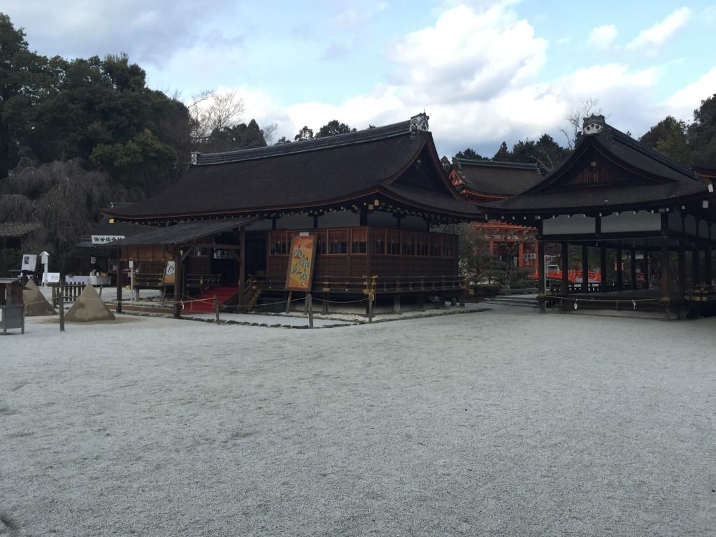 京都の梅スポット 着物レンタルで上鴨神社へ4