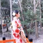 春節 京都も中国からの観光客で大盛況【着物レンタルの古都】5