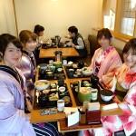 関東から京都観光!着物レンタルのお客様6