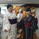 京都清水寺を満喫!着物レンタルのお客様2