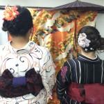 京都清水寺を満喫!着物レンタルのお客様3