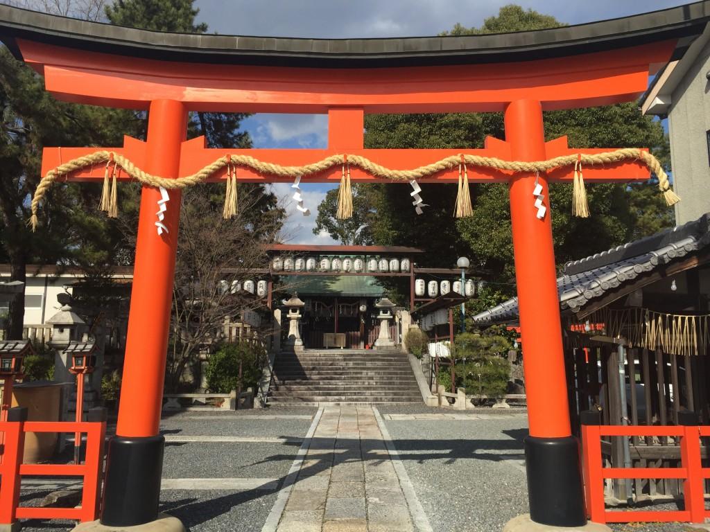 京都東山「若宮八幡宮」で身も心も美しく!2