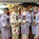 着物レンタルで京都の八坂神社や祇園を散策!4