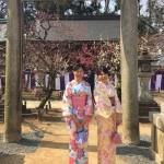着物レンタルでもうすぐ春の京都を満喫!15