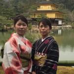 京都の桜満開までもうすぐ!着物レンタル古都1