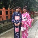 もうすぐ春休み終了!その前に京都で着物レンタル♪2016年3月29日24