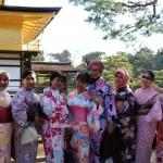 インドネシアからの団体様!春の京都を着物レンタルで満喫♪2016年3月28日25
