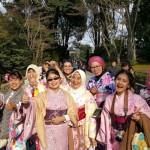 インドネシアからの団体様!春の京都を着物レンタルで満喫♪2016年3月28日26