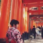 各地で桜の開花宣言!京都レンタルきもの古都2016年3月31日32