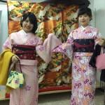 着物レンタルで清水寺・伏見稲荷大社へ2016年3月2日2