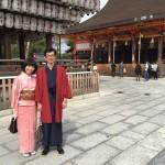 春の京都を着物レンタルで満喫3