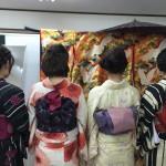 着物レンタル団体割引と京都東山花灯路2016年3月12日3