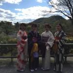 着物レンタル団体割引と京都東山花灯路2016年3月12日8