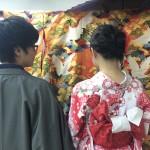 着物レンタルで雨の京都も風情があって良いものです!2016年3月14日3