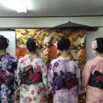 着物レンタルで雨の京都も風情があって良いものです!2016年3月14日6