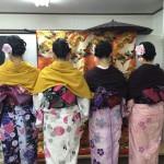 着物レンタルで雨の京都も風情があって良いものです!2016年3月14日7
