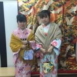 春休み!着物レンタルで京都を満喫♪2016年3月15日9