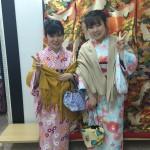 春休み!着物レンタルで京都を満喫♪2016年3月15日10