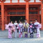 春休み!着物レンタルで京都を満喫♪2016年3月15日18