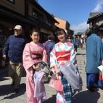 春休み!着物レンタルで京都を満喫♪2016年3月15日20