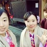 春休み!着物レンタルで京都を満喫♪2016年3月15日27