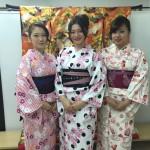 春の着物レンタル!団体割引大活躍!!2016年3月16日14