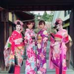 春の着物レンタル!団体割引大活躍!!2016年3月16日25