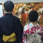 カップルと卒業旅行で京都の着物レンタル2016年3月17日6